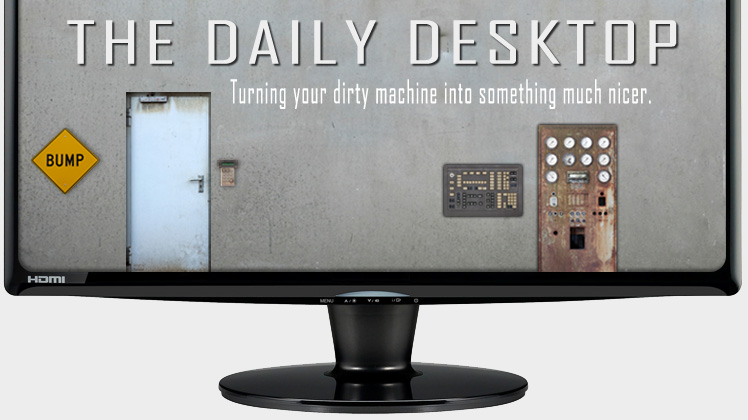 The Daily Desktop