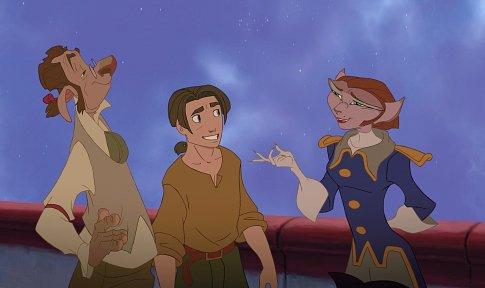 Treasure Planet  Disney  TV Tropes
