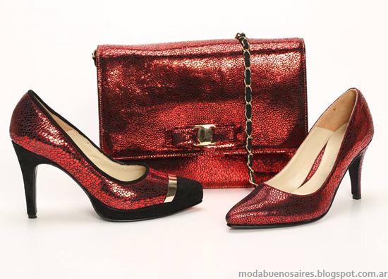 Ruben Cassin otoño invierno 2014 calzado femenino y carteras- Moda invierno 2014