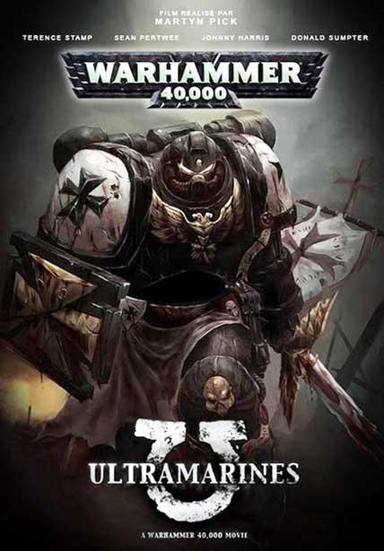 Cuộc Chiến Người Máy - Ultramarines: A Warhammer 40,000 Movie - 2010