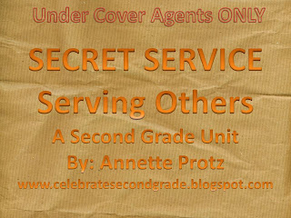 Free Secret Service Valentine Project
