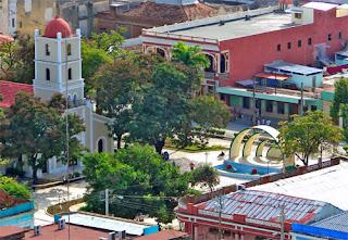 parque martí guantánamo ciudad cuba