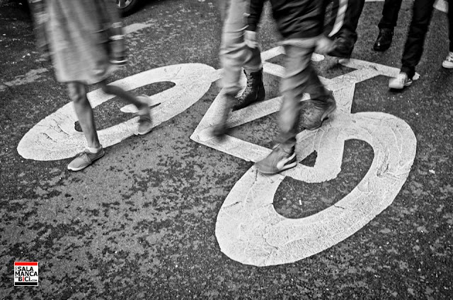 compartir es disfrutar, bicicleta
