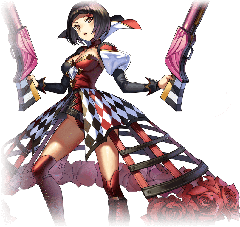Grace Valhalla queen of hearts