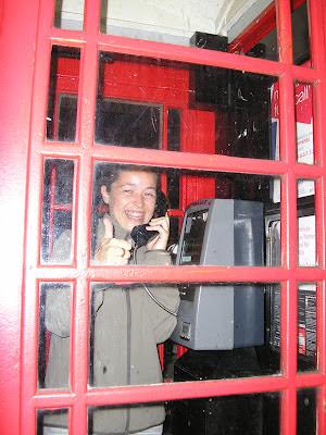 Cabina londinense