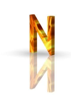 Hình nền chữ cái N