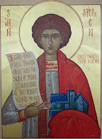 Saint Stephen, Deacon and Martyr