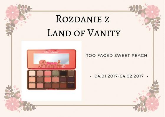 Rozdanie z Land of Vanity