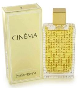 Yves Saint Laurent Perfume, Ysl Cinema for women