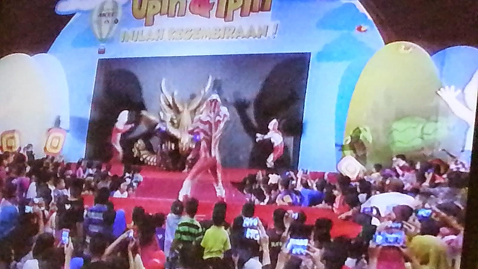 Karnival Upin Ipin 2014, PICC