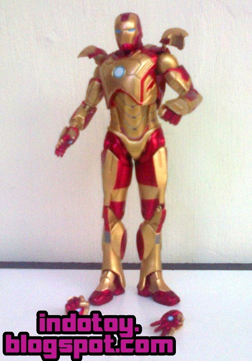 Jual Action Figure Ironman Mark 42 Marvel Select