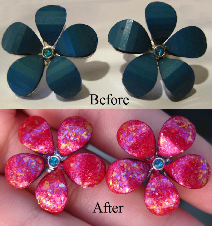 Oh What Fun!: Nail Polish Jewelry DIY