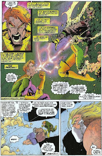 Review Generation X Classic Vol. 1 Uncanny X-Men #316 Phalanx Covenant Scott Lobdell Joe Madureira Banshee Sean Cassidy Rogue Sabretooth Marvel trade paperback tpb comic book issue