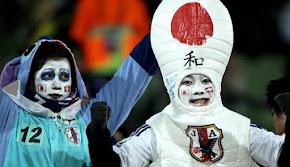 Dinamarca 1x3 Japão - 2010