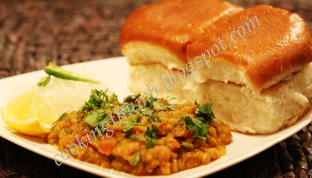 Authentic Bombay Pav Bhaji Recipe