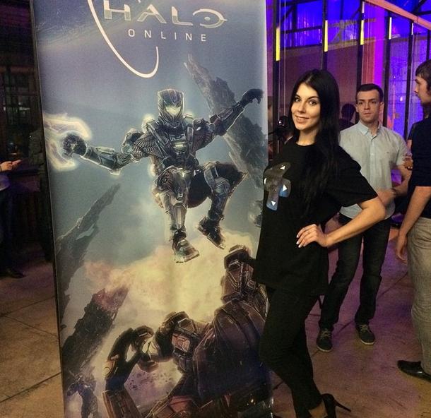 презентация Halo Online