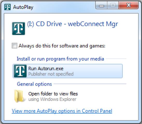 Menonaktifkan AutoPlay Handler