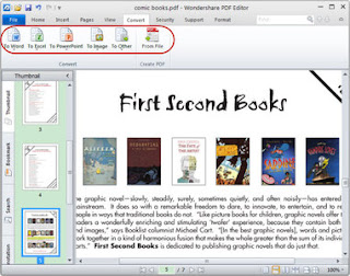 Cara Mudah Edit dan Convert PDF dengan Wondershare PDF Editor