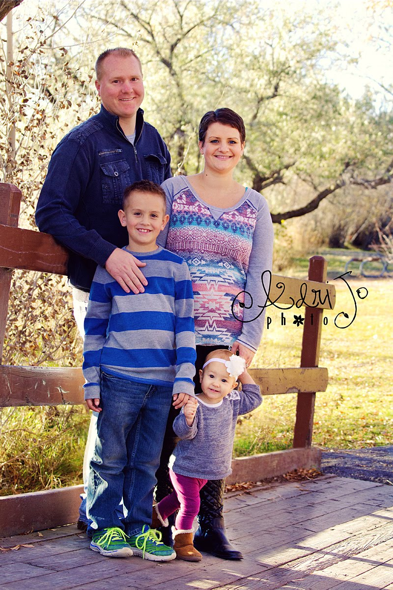 Family Portraits - Nice in November!