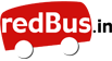 RedBus : Get Flat Rs. 200 off on bus return trip bookings. on a Mini Transaction of Rs. 1200