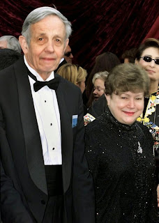 John Forbes Nash and His Wife