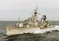 Friesland class destroyer