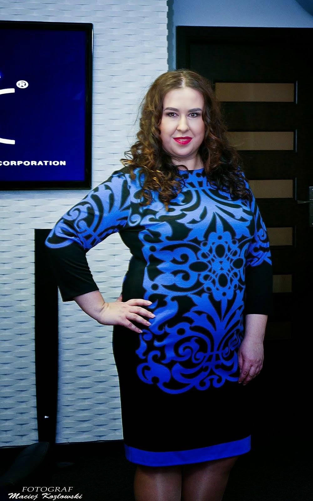 Pokaz mody - kolekcja Marzeny Efir