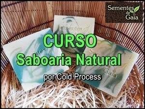Curso Online de Shampoo em Barra Natural - O 1º curso de Saboaria em Vídeo Aulas, do Brasil!