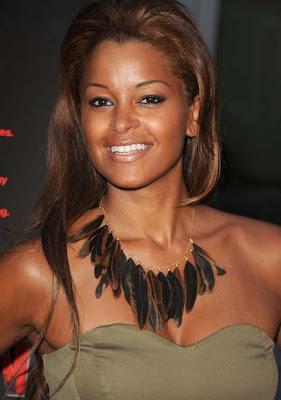 Claudia Jordan Gold Collar Necklace