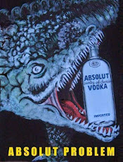 Plakat 2 - absolut vodka