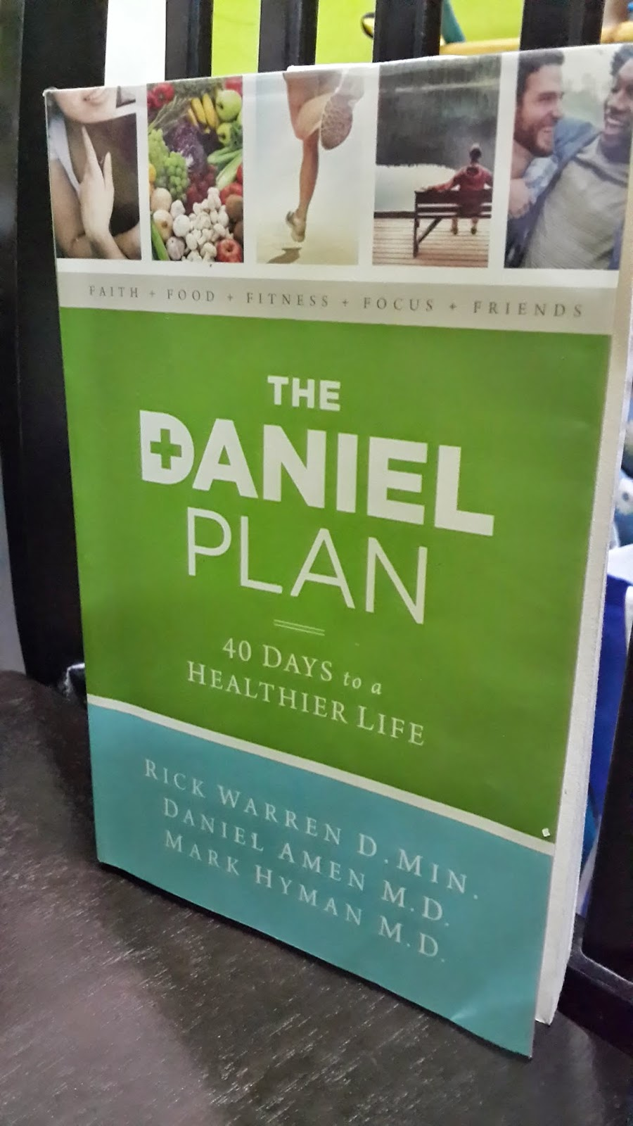Weight Loss Diet: The Daniel Plan by Rick Warren