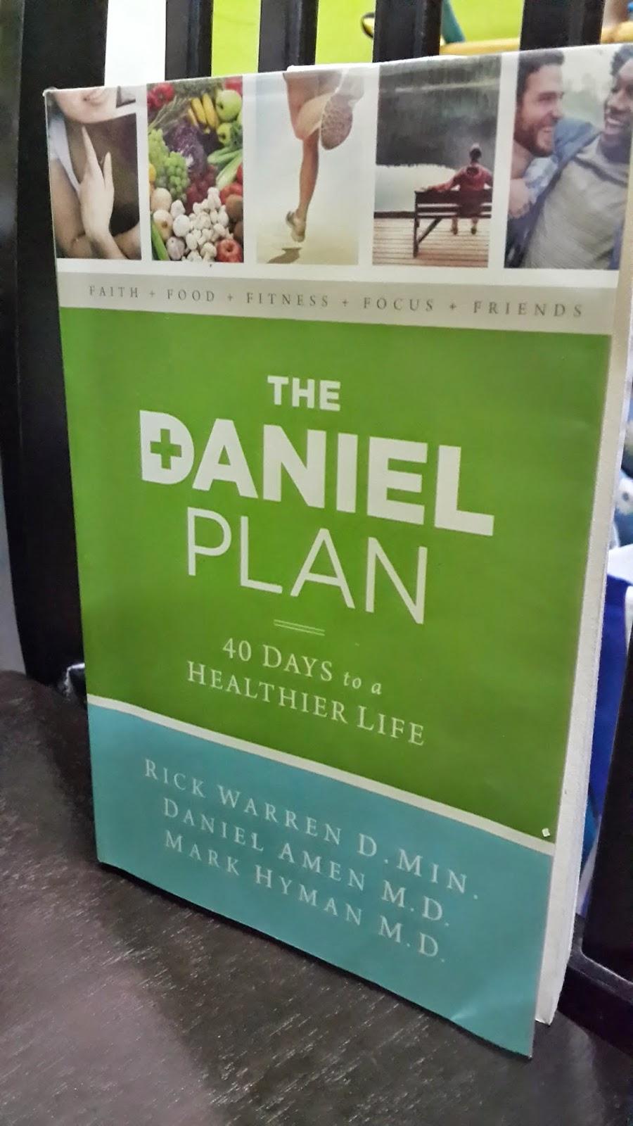 Weight Loss Diet: The Daniel Plan by Rick Warren