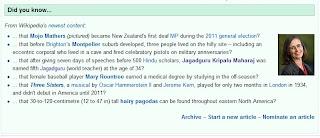 Jagadguru Kripalu Maharaj featured on wikipedia