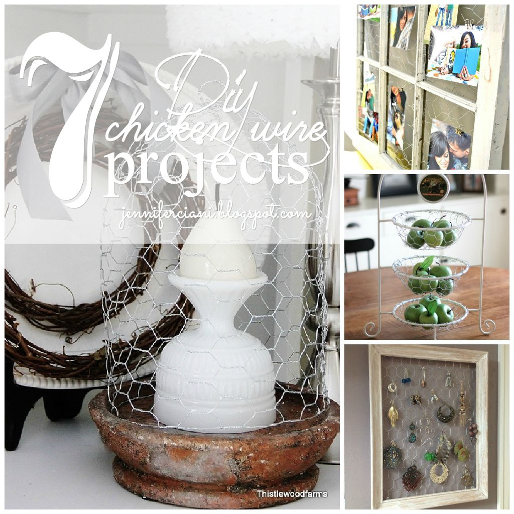 7 diy chicken wire projects simply ciani