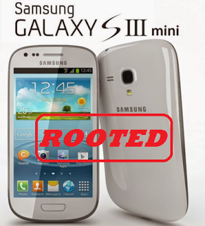 Cara Root Samsung Android Galaxy S3 Mini GT-I8190