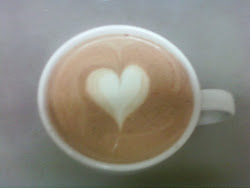 Romance is like the perfect latte: no bitterness, no additives, but full of uncontrollable jitters.