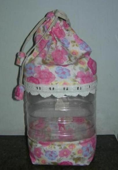 Manualidades con botellas de pl stico - Manualidades con envases ...