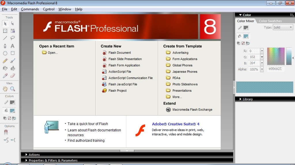 macromedia flash professional 8 torrent
