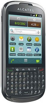 ALCATEL ONE TOUCH PREMIERE PHONE