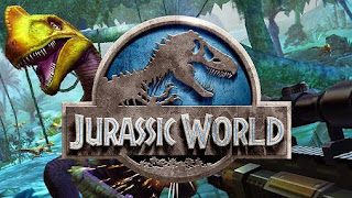 Screenshots of the Jurassic world The Mobile game for Android tablet, phone.