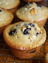 Brown Sugar Buttermilk Muffins . . .