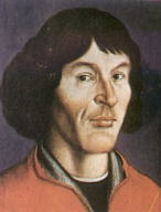 Nicolás Copérnico, astrónomo polaco:
