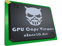 GPU Caps Viewer � Cek Graphics Card Komputer
