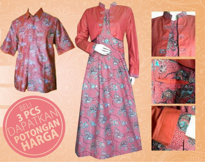 Baju Batik Pekalongan Model Terbaru Dan Modern Batik