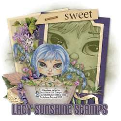 Lacy Sunshine Challenge-Top 3