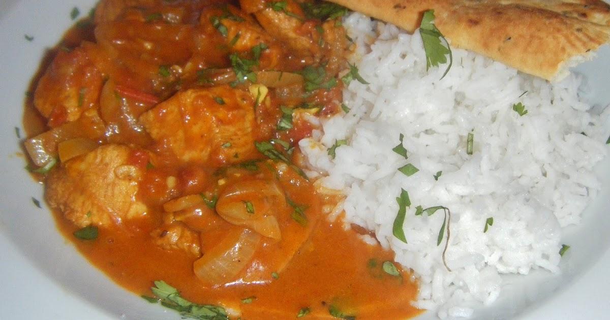 the Best Recipes: the Best Chicken Tikka Masala