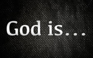 God is, infinite, good, bad, unknowable