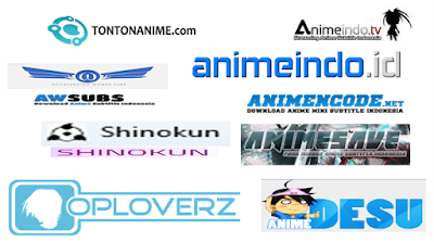 Situs download dan streaming anime subtitle Indonesia
