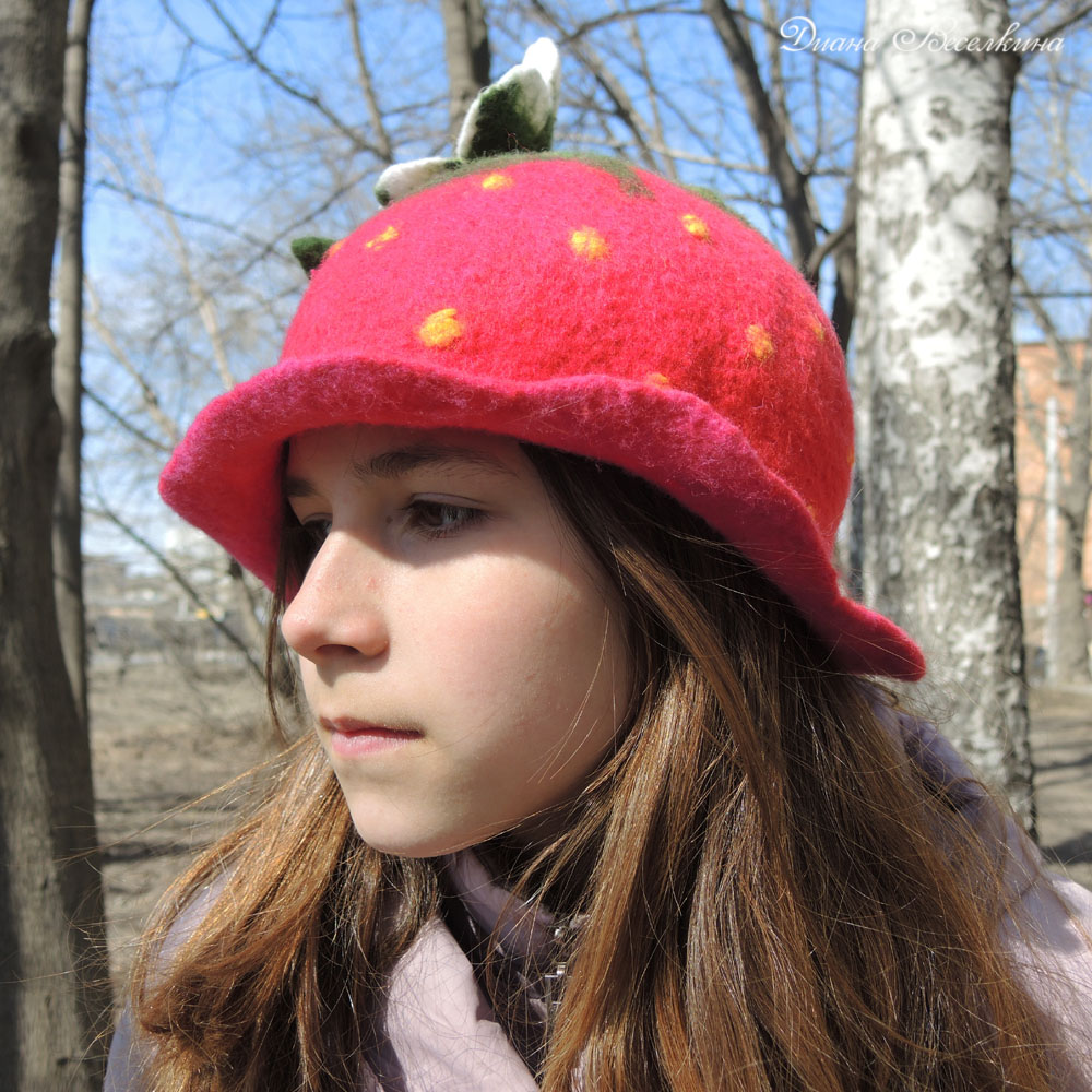 hat valyany strawberry