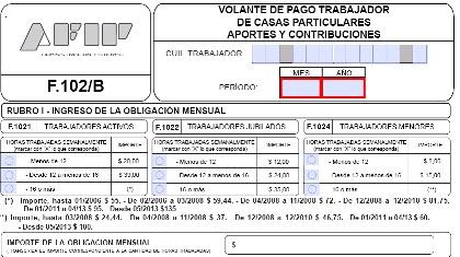 descargar formulario f 102/b afip mis